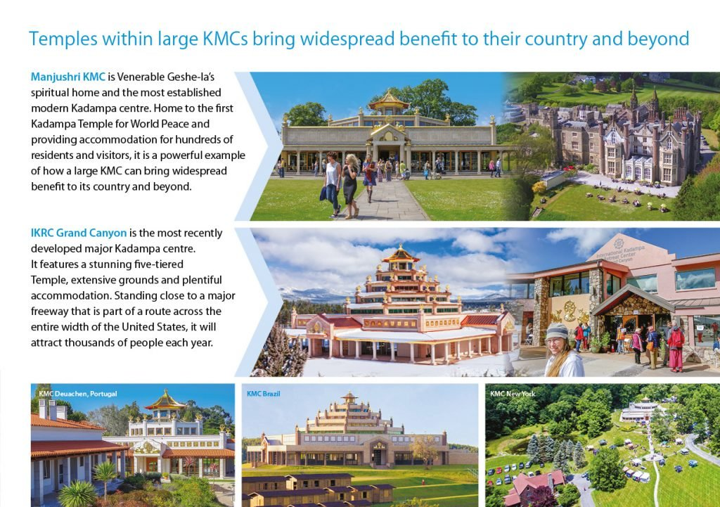 Kadampa Buddhism Worldwide Brochure 202029
