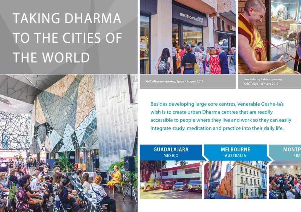 Kadampa Buddhism Worldwide Brochure 202030