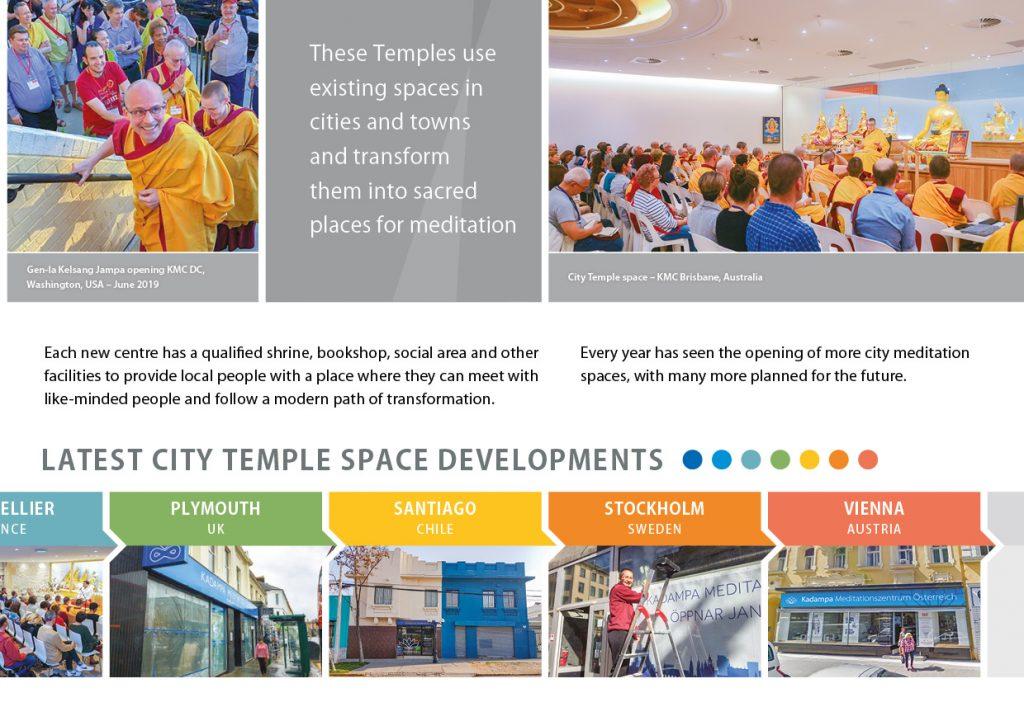 Kadampa Buddhism Worldwide Brochure 202031