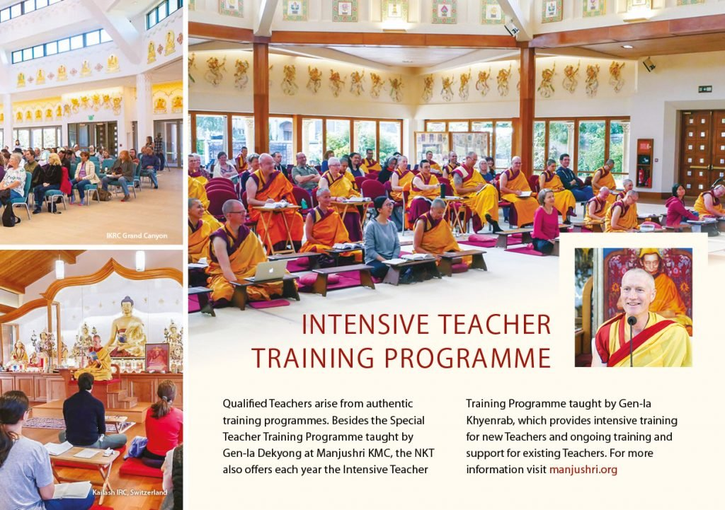 Kadampa Buddhism Worldwide Brochure 202035
