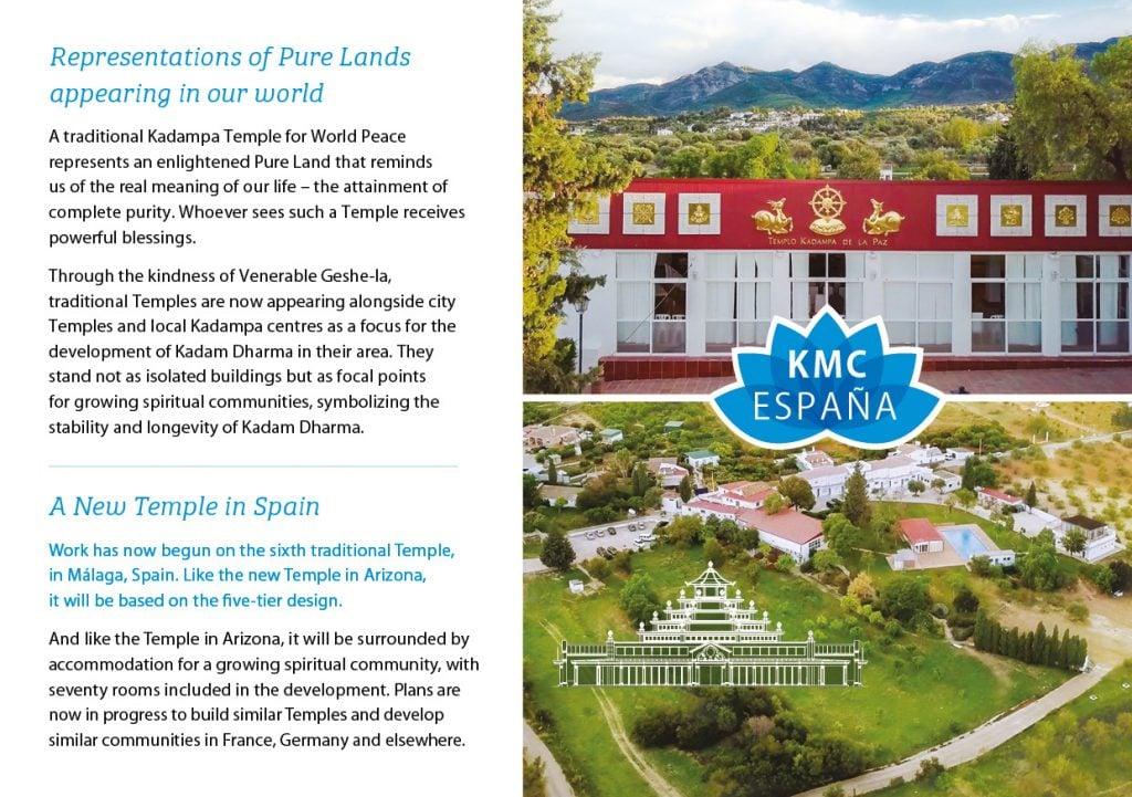 Kadampa Buddhism Worldwide Brochure 20205