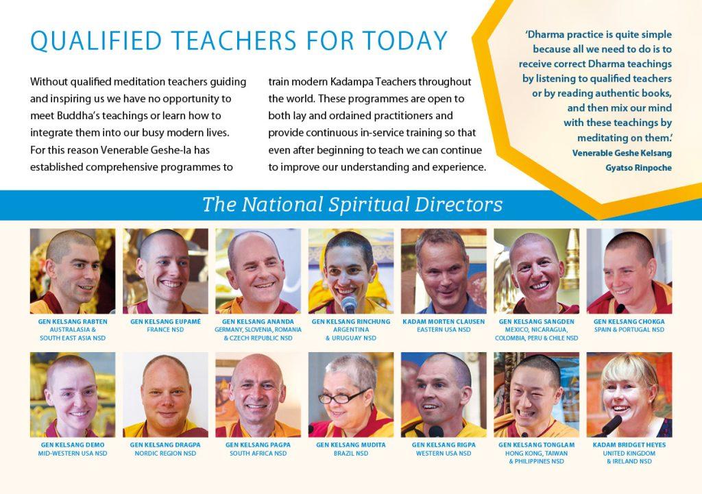 Kadampa Buddhism Worldwide Brochure 20207