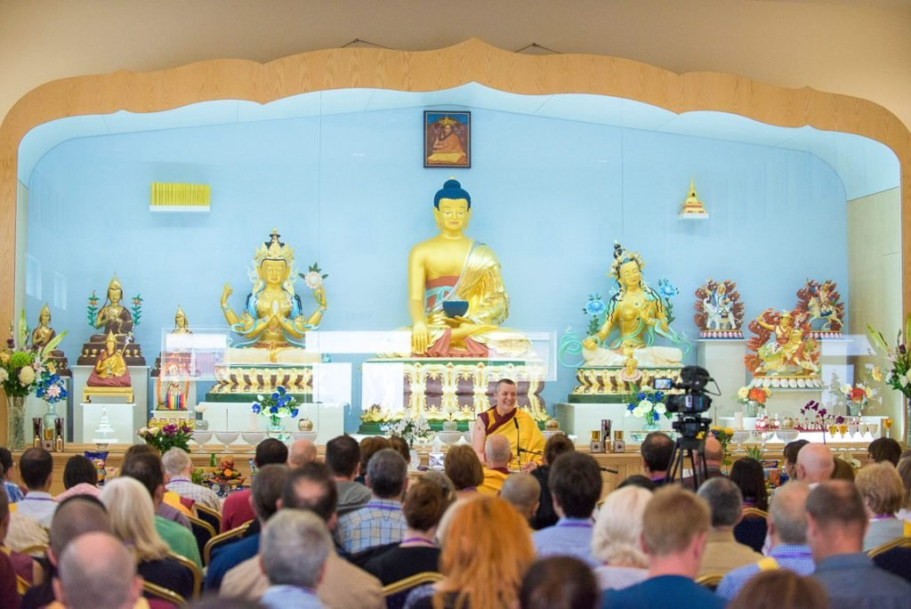 londontemple14Aug16_KR (51 of 108)-London Heruka Kadampa Meditation Center