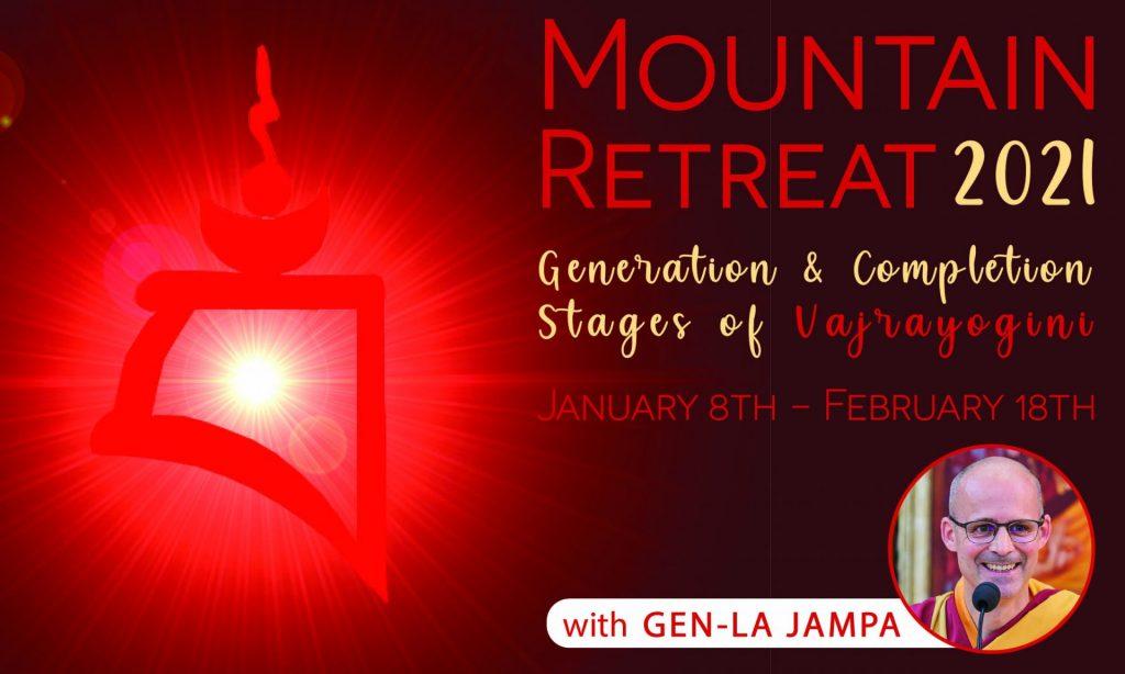 Mountain Retreat 2021 - Meetup
