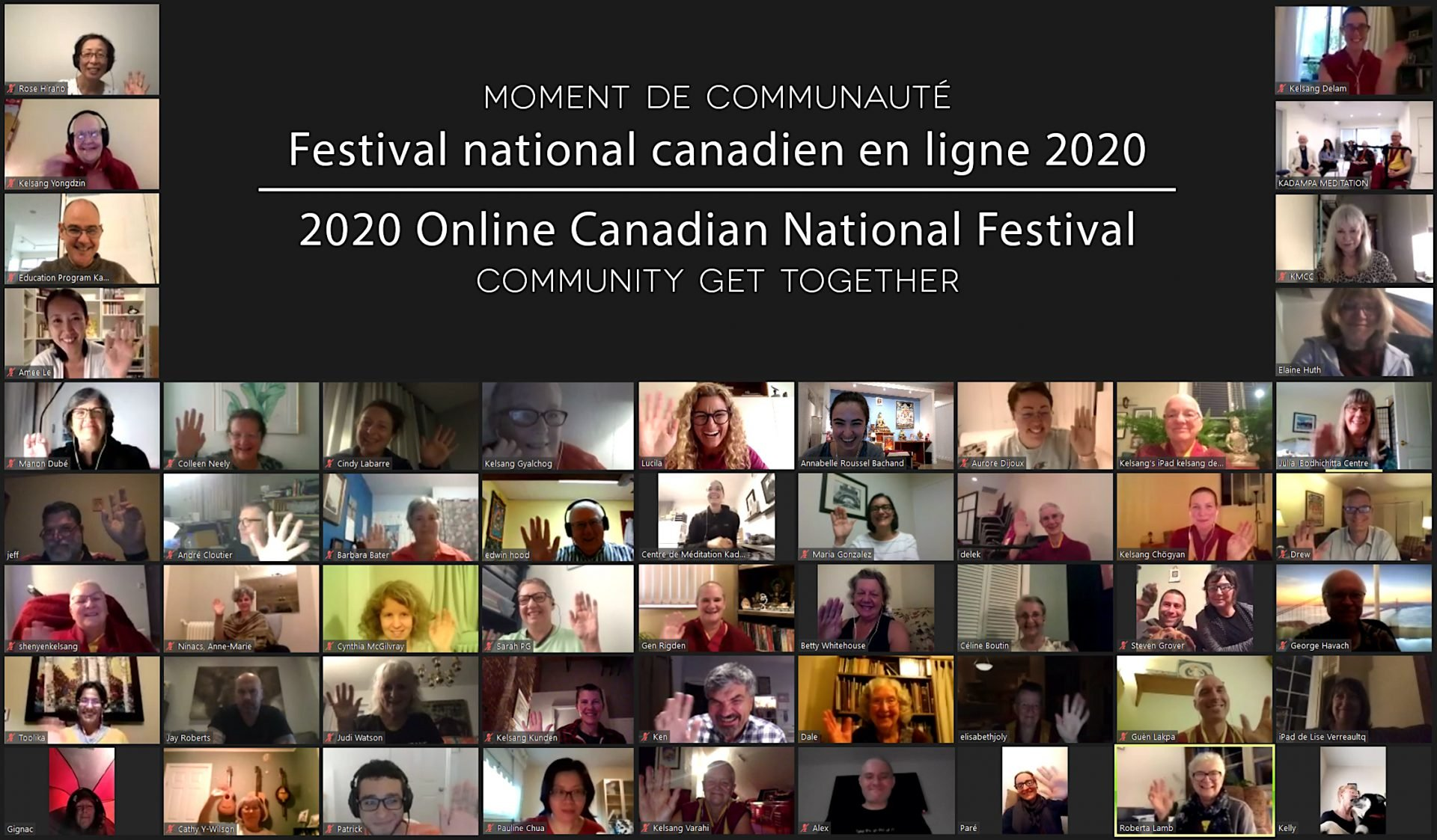 CNF2020_Group Picture_community chat