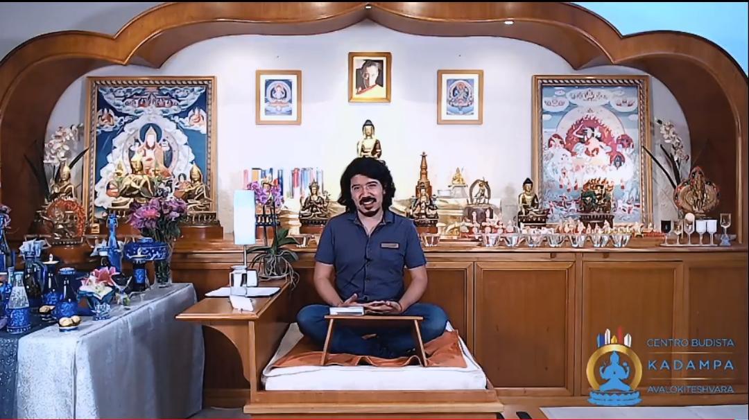 Raul, Centro Budista Kadampa Avalokiteshvara