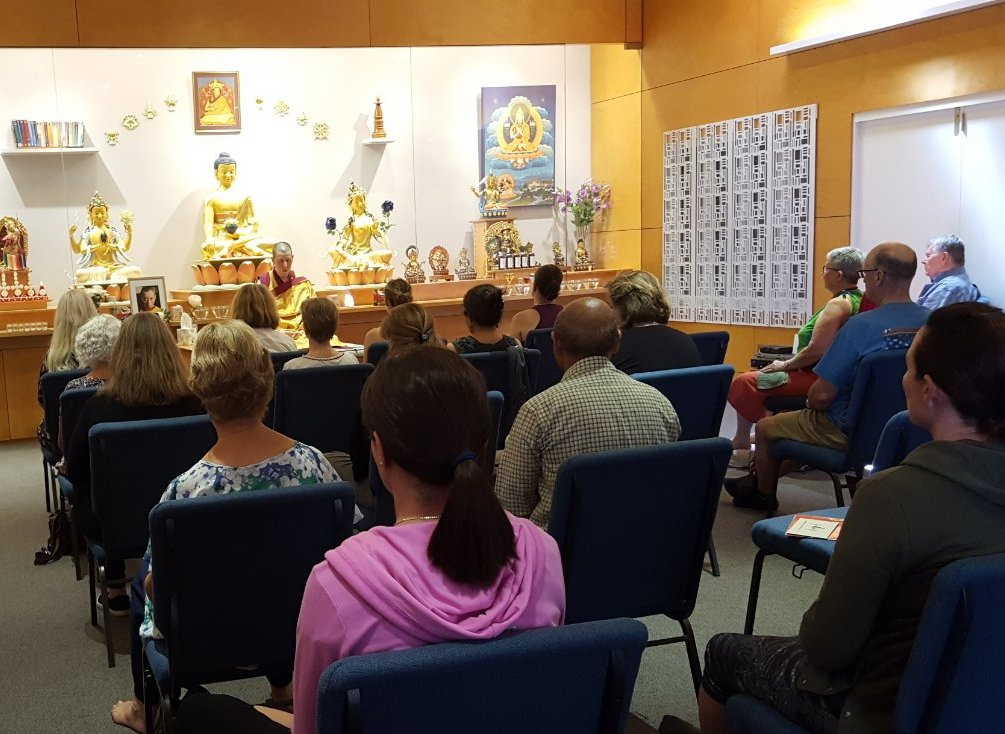 Kelsang Tara, Kadampa Meditation Centre Auckland