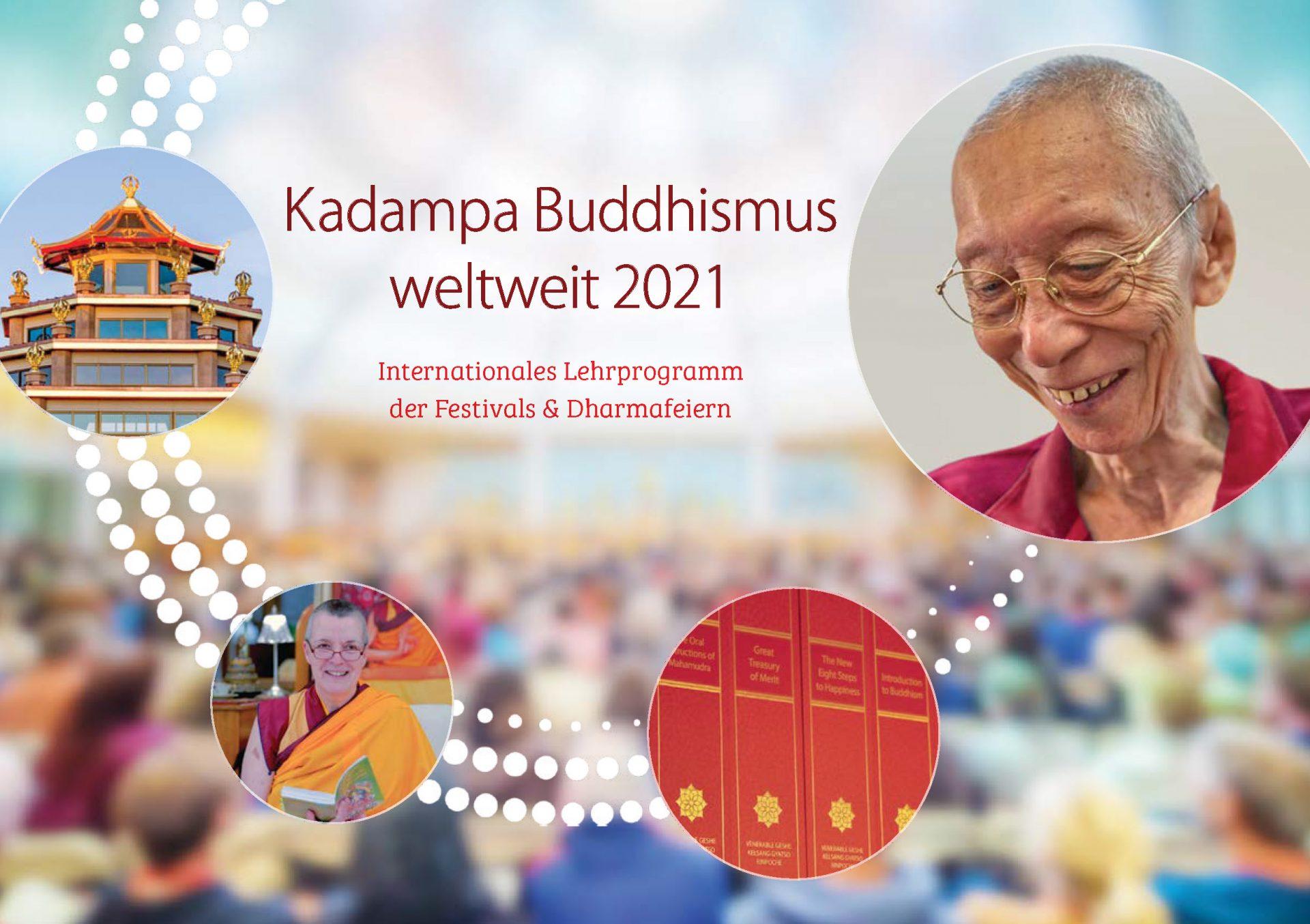 Kadampa Buddhismus weltweit