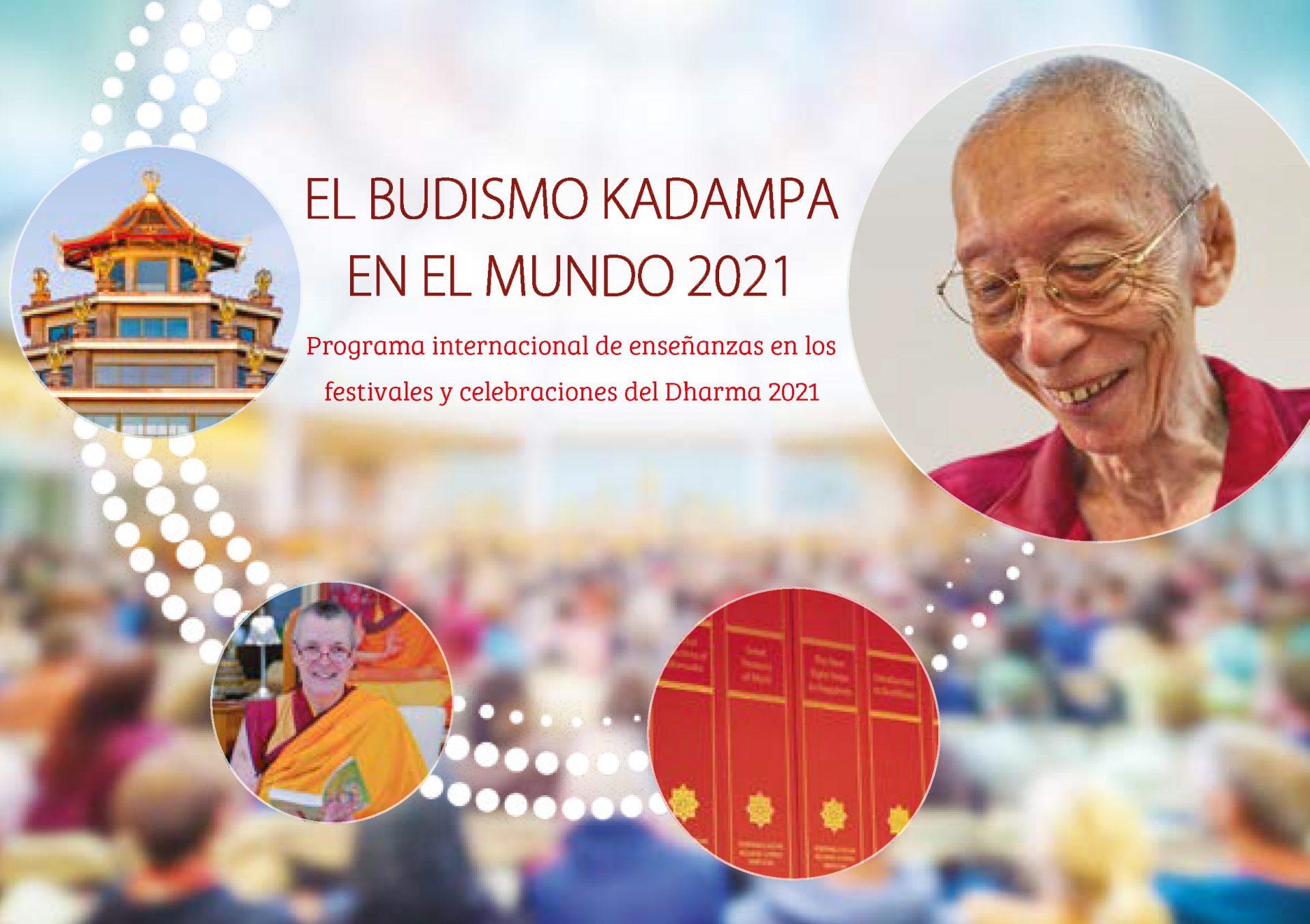 Budismo Kadampa en todo el mundo