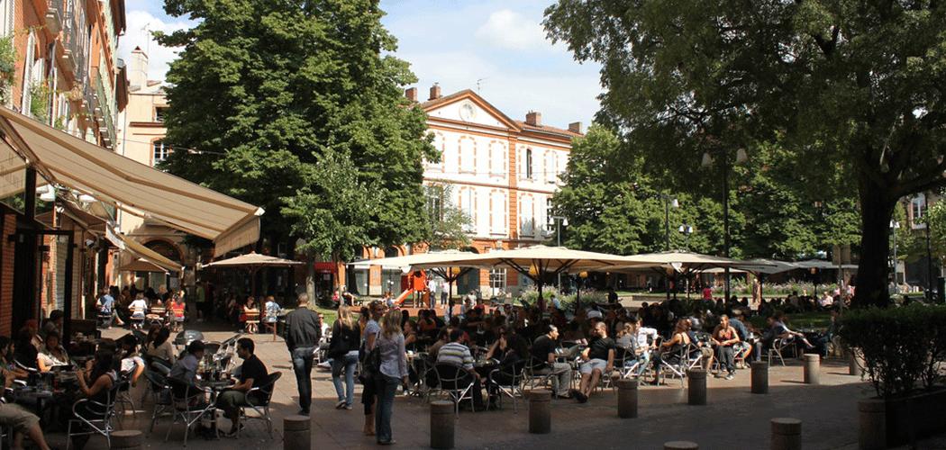 La Place St Georges