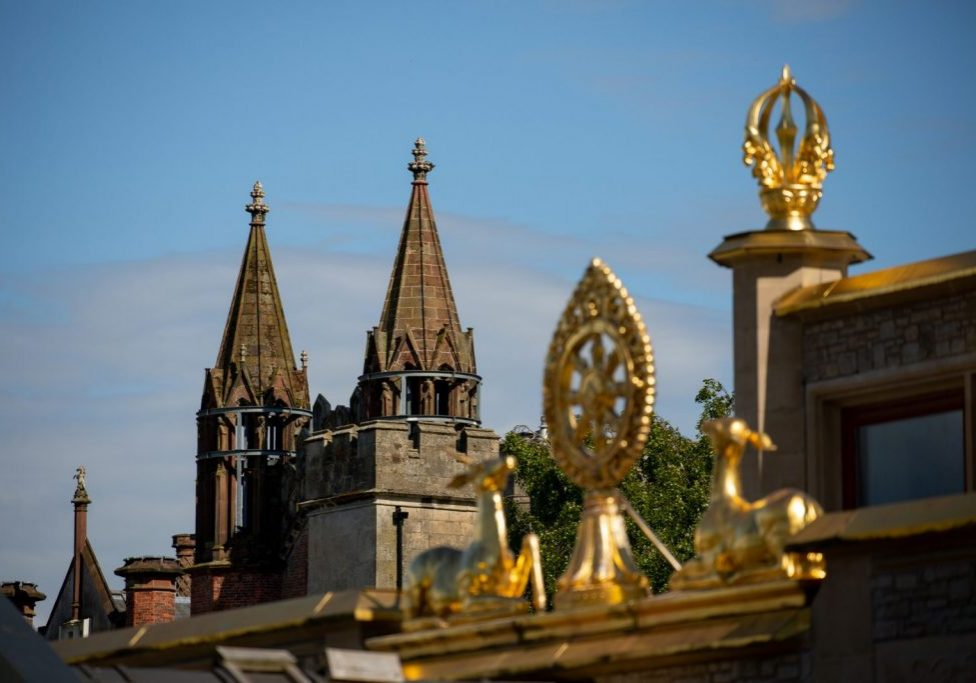 View Temple-and-spires