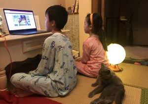Duren & Mucheng Listenin to Dharma