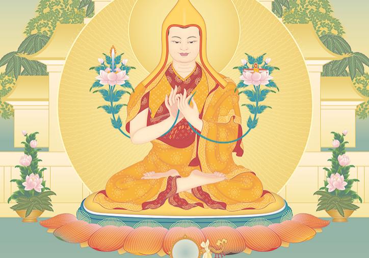Je-Tsongkhapa (1)