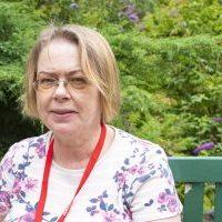 Susan-Embury-relaxing-summer-festival